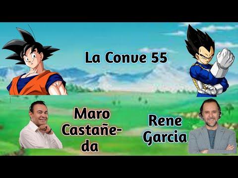 La Conve 55 Mario Castañeda Y Rene García En Monterrey