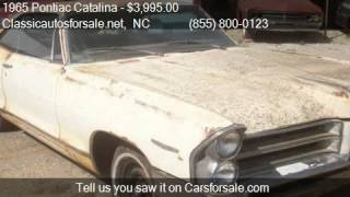 1965 Pontiac Catalina  for sale in Nationwide, NC 27603 at C #VNclassics