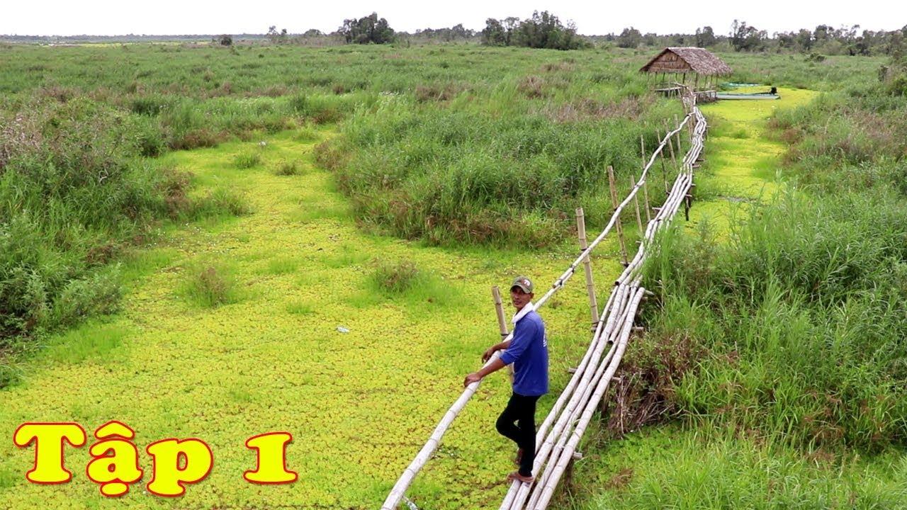 Khám phá rừng U Minh Thượng điểm đến cho người thích câu cá | Ký Sự A Tăng tập 1