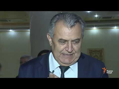 Ахбори Озодӣ аз 20-уми ноябри соли 2019