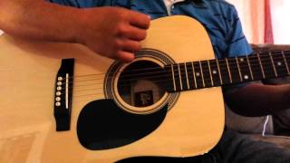 Easy Strumming Pattern to I