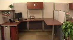 """Office-in-an-Hour"" Office Furniture by BBF (Bush Business Furniture)"