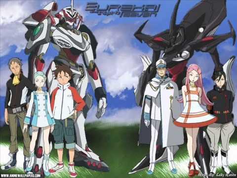 Eureka 7 opening 3 Full song Nirgilis sakura