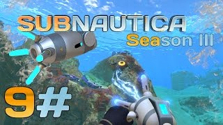 Subnautica | Propulsion Cannon Blueprint and finding Diamonds | part 9 | Gameplay - Let's play