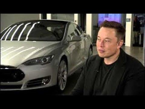 Elon Musk the full BBC interview