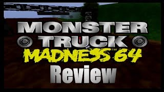 Monster Truck Madness 64 Review