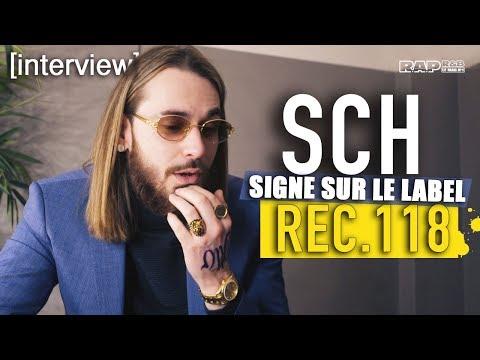 """SCH signe chez REC.118 : """"Je voulais tout changer !"""" [Interview]"""