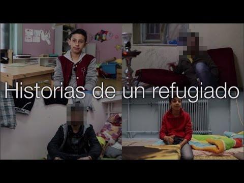 Historias de un refugiado - Trailer