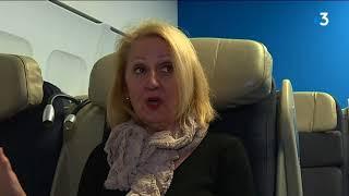 Stress, phobie de l'avion : un simulateur de vol peut vous aider