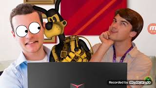 It Not Joey Bendy reacts Bendy FOOLED Us! Predicting the Chapter 5 REVEAL! By Game theory