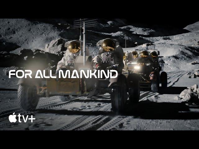 For All Mankind - Season 2 Official Teaser | Apple TV+