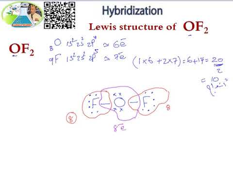 Lewis Structure Hybridization Of2 Youtube