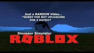 ROBLOX - Telling you guys what happened. + short gameplay