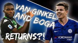 Chelsea News: Boga To Replace Pedro, Willian & Tomori New Contracts, Van Ginkel To Challenge Mount!