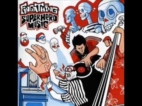Fingathing - Once Upon A Time In The East