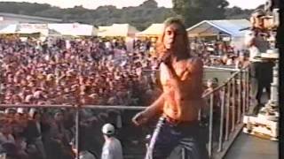 Iggy Pop - Raw Power, Search and Destroy, Wild One, I Wanna Be Your Dog - 18 Aug 1996 - 2/5