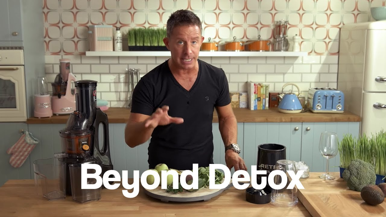 Beyond Detox Jason Vale Juice Recipe