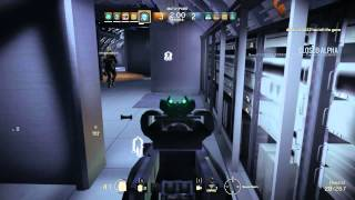 Rainbow Six Siege gtx 550ti test