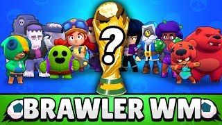 Brawler WM 2019! 🏆 | Wer wird Weltmeister? | Brawl Stars deutsch