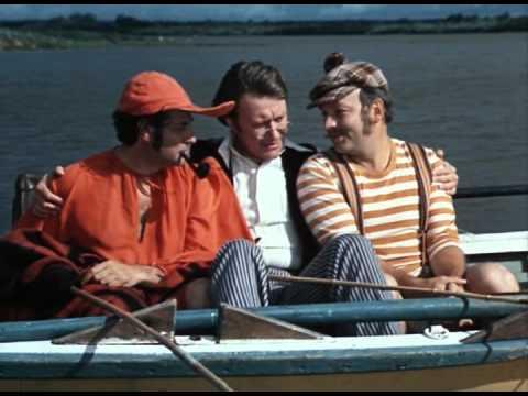 трое в лодке не считая собаки только солнце
