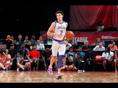 HIGHLIGHTS: Lonzo Ball - 2017 NBA Summer League MVP (VIDEO)