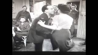 A tiny clip from The Gentle Sex made in 1943