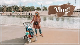 Vlog: Τι αγόρασα από SHEIN & νέα μαλλιά | Marinelli