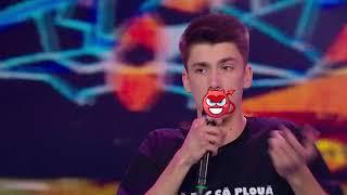 IUmor2018 - Andrei Cojocaru - roast pe scena iUmor! 11 Martie