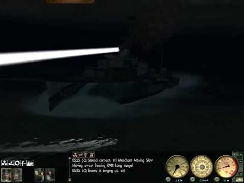 Let's Play Silent Hunter III - Patrol 6 - Part VIII