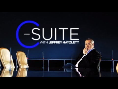 C-Suite with Jeffrey Hayzlett