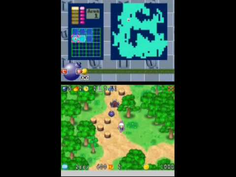 bomberman story ds
