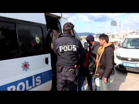 Turkey captures 7 Pakistani refugees in Turkey's Mugla