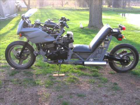Akira Bike Project Kaneda S Bike By Monroe County Customs Youtube