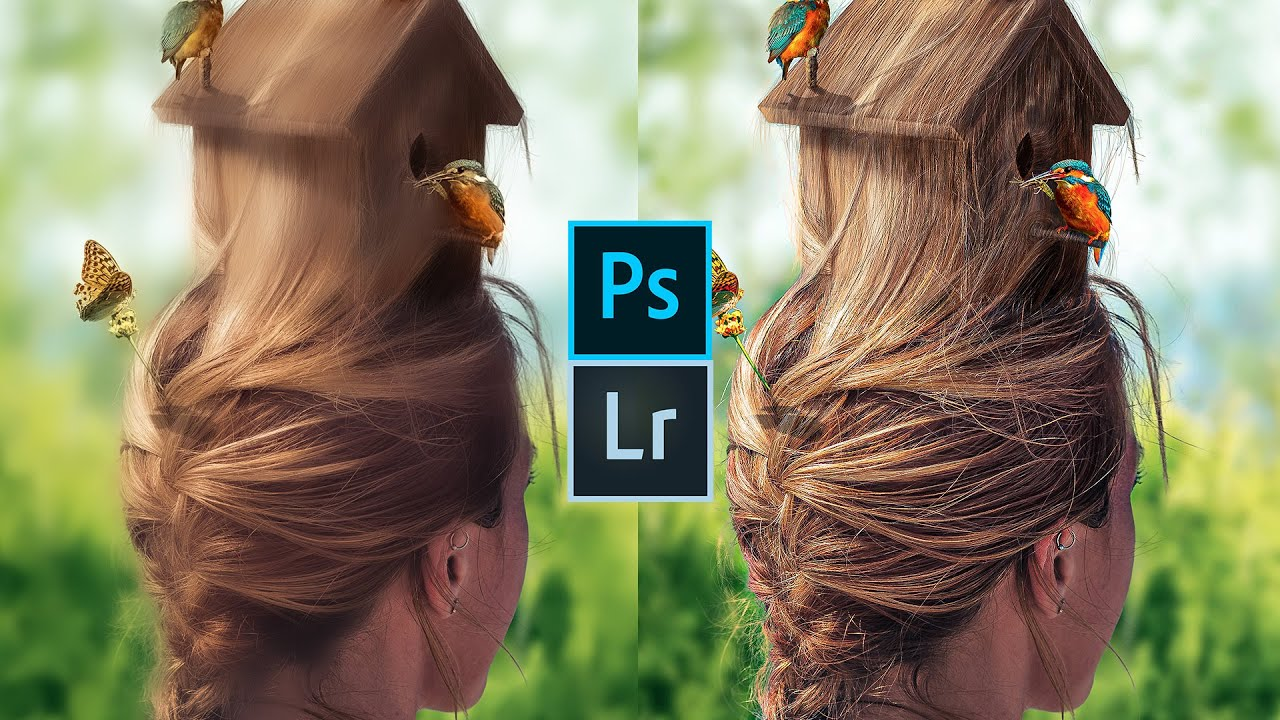 NEW Amazing Texture slider in Photoshop and Lightroom to add or remove details!
