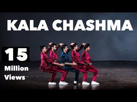 Kala Chashma Dance