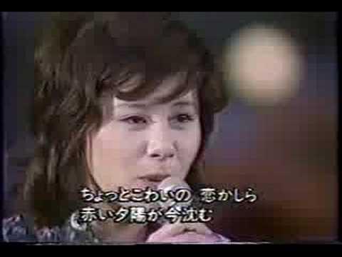 天地真理:ちいさな恋 TVバージョン