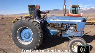 Ford 5000 Tractor | Nevada Ford Tractors