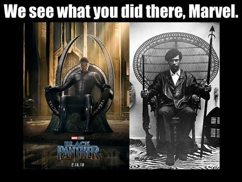 """Black Panther Trailer is """"Too Black"""" and """"Too Militant""""?"""