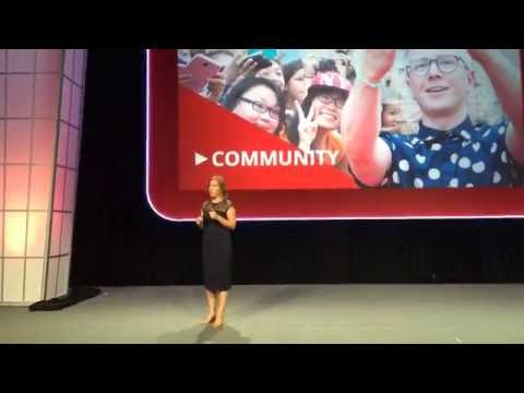 Watch Susan Wojcicki's #VidCon Keynote