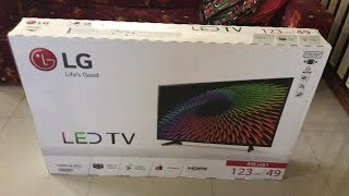LG LED TV 49LH51