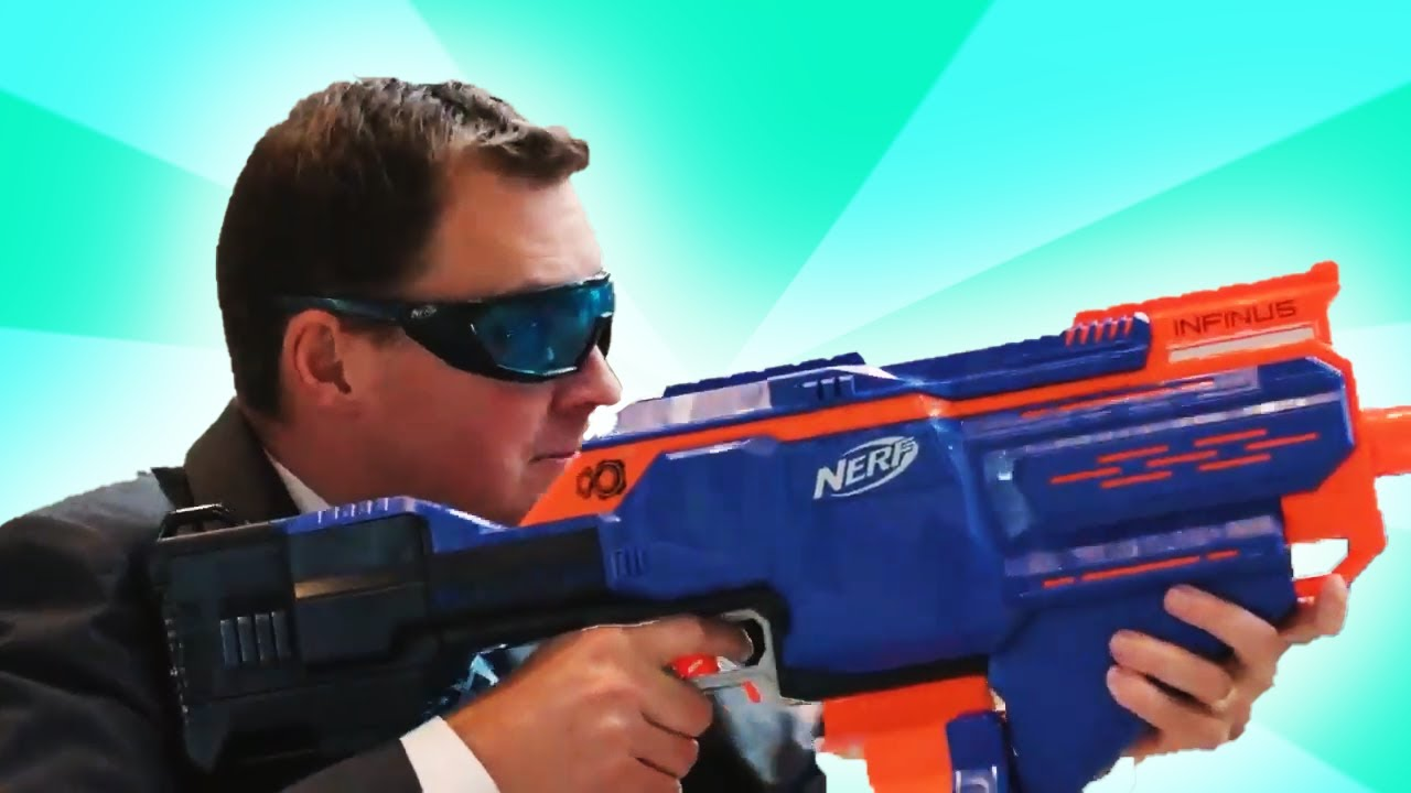 NERF Official | Behind the Scenes tour of NERF HQ with Zach King!!! | NERF Nation