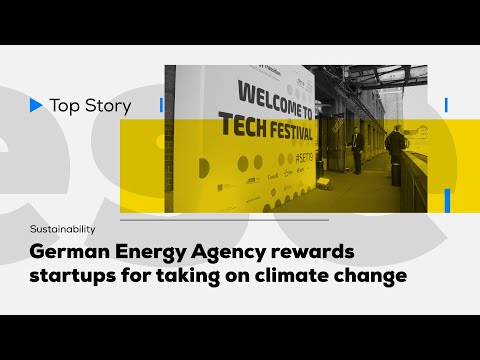 German Energy Agency rewards startups for taking on climate
