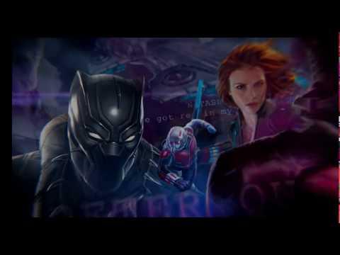Marvel Studios logo IMAX version