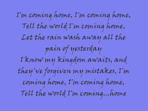 J. Cole - I'm Coming Home Lyrics | MetroLyrics