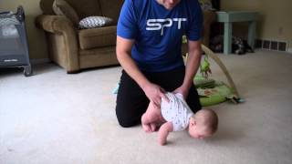 Baby Core Strengthening-7 Month Old