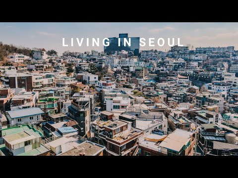 $600 SEOUL Apartment Tour - Living In Seoul, South Korea (wh