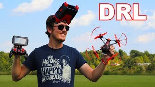 Drone Racing League - DRL Nikko Air FPV Race Drone - TheRcSaylors