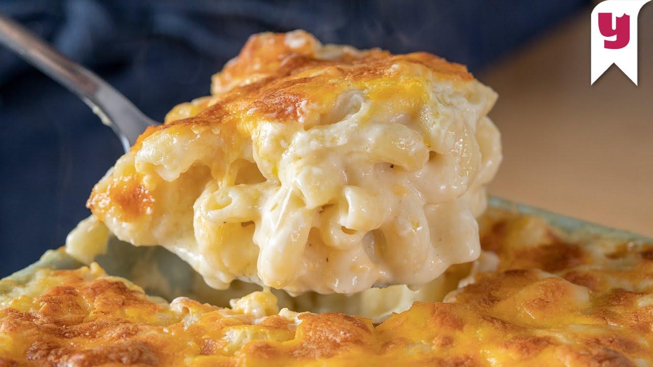 Download Makarnayı Hiç Böyle Yemediniz! 😯 2 Farklı Pişirme Yöntemiyle Meşhur Mac & Cheese Tarifi 😋