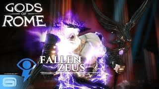 Gods of Rome Fallen zeus vs Nero gameplay pc windows 10