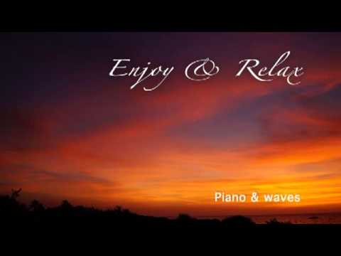 Healing And Relaxing Music For Meditation (Piano And Waves 14) - Pablo Arellano